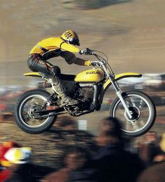 The Man - Moto-Related - Motocross Forums / Message Boards - Vital MX Motocross Racer, Motorcycle Racers, Motocross Bikes, Mx Bikes, Cool Motorcycles, Vintage Motorcycles, Cool Bikes, Motocross Action, Enduro Vintage