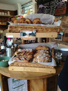 Taste in St Andrews, Fife Taste Cafe, Almond Croissant, St Andrews, Uni, Restaurant, Breakfast, Food, Morning Coffee, Diner Restaurant