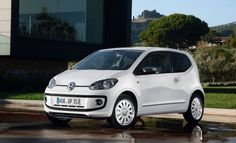 cele mai ieftine automobile noi Volkswagen Up, Vw Up, Whiplash Injury, Euro, Kids Seating, Peugeot, Automobile, Safety, Cutaway