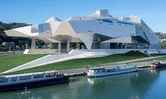 Musée des Confluences, Lyon.