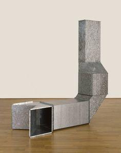 Charlotte Posenenske 'Square Tubes [Series D]', 1967 © Estate of Charlotte Posenenske/Burkhard Brunn, Frankfurt/M.