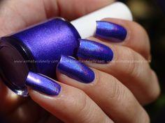 Esmaltes da Kelly: Little Orchid by Kelly Cris