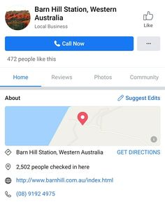Camping Spots, Hill Station, Get Directions, Western Australia, People Like, Community