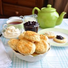 A proper English scones recipe using North American measurements instead of weight measures. Perfect with thick cream and your favorite homemade jam.