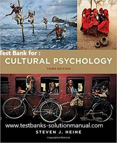 63 best bank exam coaching centres in chennai images on pinterest cultural psychology 3rd edition steven j heine test bank if you want to order it contact us anytime by email studentp24hotmail fandeluxe Images