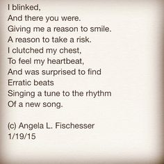 (c) Angela L. Fischesser #poetry #MyGypsySoul #quotes