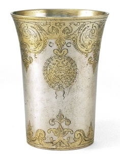 Beaker, dated 1616