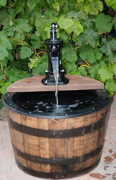 Top Diy Water Fountain Ideas And Projects Patio Garden