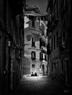 Together in Venice.  Photo by Max Ziegler. http://500px.com/photo/40891784