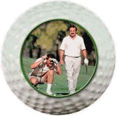 Personalized Golf Ball - Custom Photo Gift Idea     $19.95     #coachgift    #golf    #giftideas