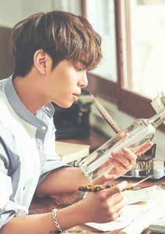 Beautiful, sweet Jonghyun...