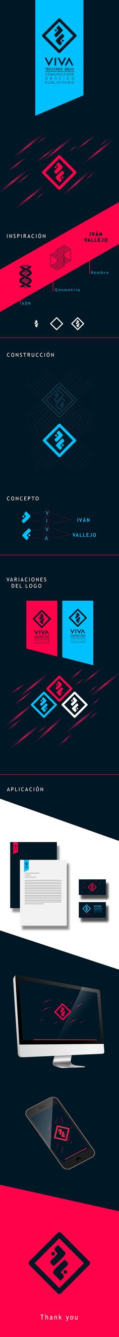 LOGO VIVA on Behance