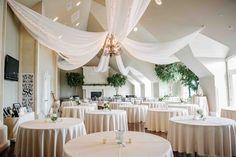 Sleepy Ridge Weddings & Events | Utah Venue | Orem | Reception | S. W. Portraits Photography | Bride and Groom | Sunset Room