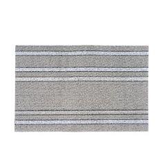 chilewich electric stripe doormat