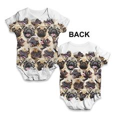 Pugs Puglie Grumb...  Rock In Style With Twisted Envy creative Art, Personalised Gifts, funny t-shirts & more,     http://twistedenvy.com/products/pugs-puglie-grumblie-baby-unisex-all-over-print-baby-grow-bodysuit?utm_campaign=social_autopilot&utm_source=pin&utm_medium=pin