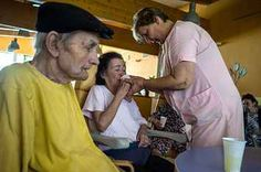 Over the next decade, a million women will become home care workers. Too many will be underpaid, writes Mary Kay Henry. Silicon Valley Startups, Care Worker, Elderly Care, Take Care Of Yourself, Parents, Author, Uber, Mary Kay, Innovation
