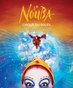 La Nouba | Spectacle permanent à Orlande Floride | Cirque du Soleil