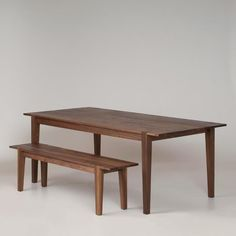 A Shaker table from Schoolhouse Electric in Portland #PinToWin #Anthropologie