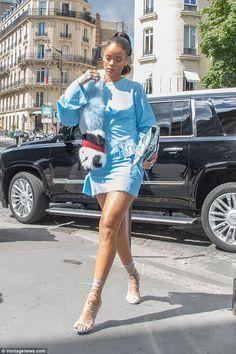 Rihanna  | fashionlo