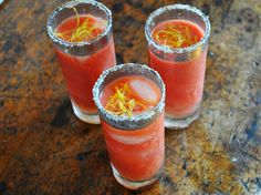 Best Charred Chile Infused Tequila Recipe on Pinterest