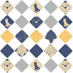 ひしひしカワウソ パターンB|ashari様|第5回fillilコンペ「北欧×カワウソ」|デザイン・イラストコンペSNS アトリエサーカス(ateliercircus) Texture, Quilts, Blanket, Surface Finish, Quilt Sets, Quilt, Rug, Blankets, Log Cabin Quilts