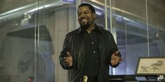 Who Ice Cube Might Play In The Animated Spider-Man Movie #FansnStars