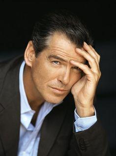 Love Pierce Brosnan!