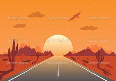 sundown mountains road - Google Search