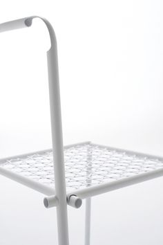 Milan 2011: 'bamboo-steel chair' by Nendo (JP) at Triennale @ Dailytonic