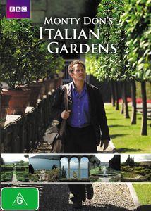 Monty Don's Italian Garden - Available for loan at Wagga Wagga City Library.