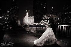 Dramatic Wedding Pho