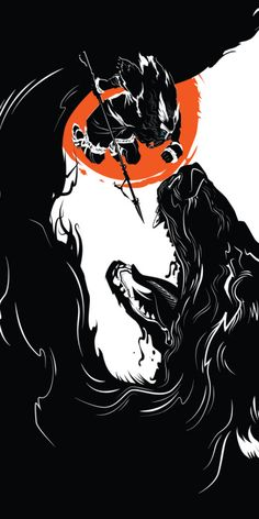 My former workplace ilovedust have recently updated their website and have included a little personal project I worked on last year. I had an itch to do something Norse themed, so drew up these three guys to dress the bottles of the fictitious Vargold vodka brand (Vargold is the name given to the end of days - or wolf age - in Norse myth and I stand by the fact that would be a GREAT name for a vodka maker). So we have Odin and his raven, Vidar battling Fenrir, and the unnamed eagle atop…