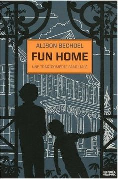 Fun Home - Graphic novel from Alison Bechdel Alison Bechdel, Liberal Arts College, World View, Beautiful Stories, Ex Libris, Books To Read, Literature, History, Reading