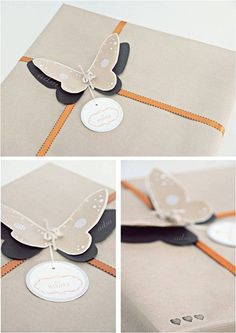 Photo Album and Packaging