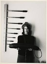 Eva Hesse: Art pioneer, risk taker: soulful minimalsit