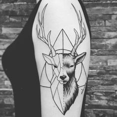 Love this drawing :) Harry Potter Tattoos, Harry Potter Sad, Harry Potter Wedding, Harry Potter Outfits, Harry Potter Gifts, Stag Tattoo, Hp Tattoo, Nouveau Tattoo, Harry Potter Christmas
