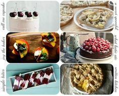 Favourite food blogs. Links on blog - http://www.helenlimbrick.com/2012/08/craftgawker-favourites.html