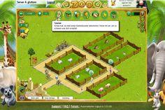 My free Zoo - Nutze das Tutorial