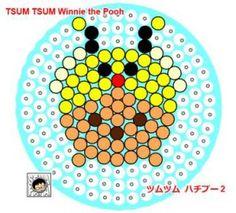 TSUM TSUM Perler beads