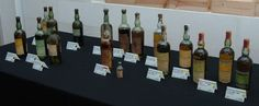 Chartreuse Collection, l'histoire de la liqueur au travers des différents modèles au fil du temps !