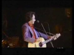 Neil Diamond- Dry Your Eyes (With The Band - The Last Waltz)