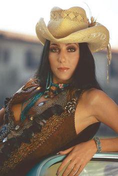 70's Cher...