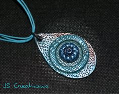 JS creations - Polymer clay and metallic powders
