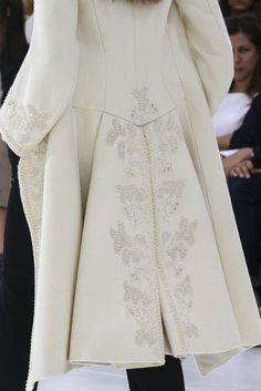 Christian Dior Autumn/Winter 2014 Couture Details | British Vogue