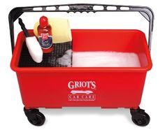 Amazon.com: Griots Garage 67260 Ultimate Car Wash Bucket: Automotive