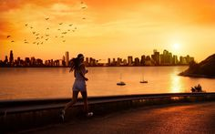 RUNNING FOR HEALTH: Even 5 minutes of running a day contributes to better health and reduces the risk of mortality