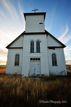 Old church matheson Co