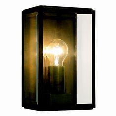 Buy Homefield Outdoor Lantern, Black Online at johnlewis.com