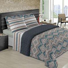 bc65e23eb2 Jogo de lençol Casal Queen Size 150 fios 100% algodão 4 peças Fabrício  Grafite Santista