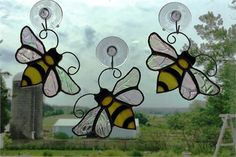 This beautiful bee will SAFELY bring spring and summer right into your home! No…